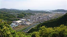 古川岳からの眺望1
