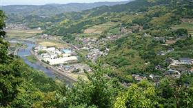 古川岳からの眺望2