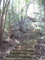 古川岳遊歩道(1)