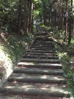 古川岳遊歩道(2)