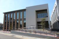 佐々町地域交流センター外観